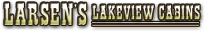 Larsen's Lakeview Cabins